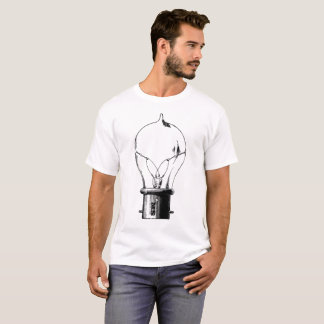 The Light of My Life Funny Humour Personalised T-Shirt