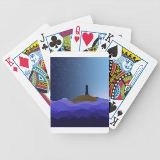 The Lighthouse Poker Deck