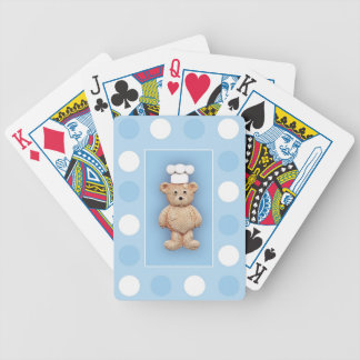 The Little Chef Bicycle Playing Cards