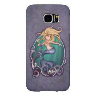 The Little Mermaid Samsung Galaxy S6 Cases