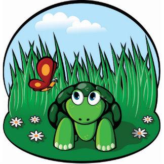 The Little Turtle Photo Sculpture