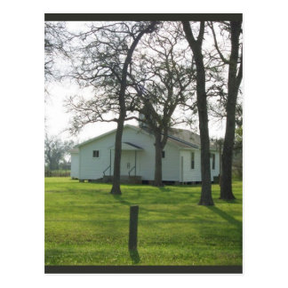 The Little White Church Post Cards