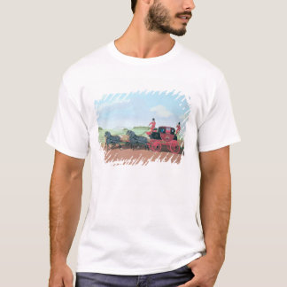 The Liverpool and London Royal Mail Coach, 1812 T-Shirt