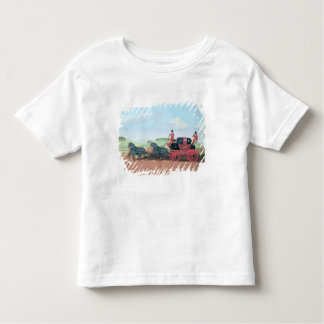 The Liverpool and London Royal Mail Coach, 1812 T Shirts