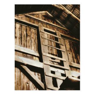 The Loft Postcard