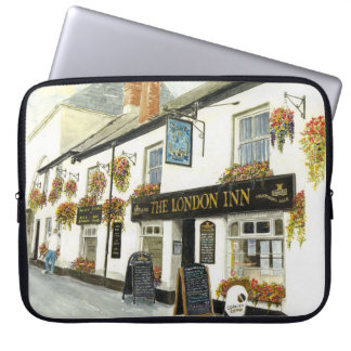 'The London Inn' Laptop Sleeve