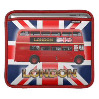 The London Red Bus Sleeve For iPads