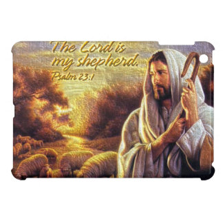 The Lord is my shepherd iPad Case