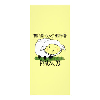 The LORD is my shepherd Psalm 23 Infant t-shirt- U Rack Cards