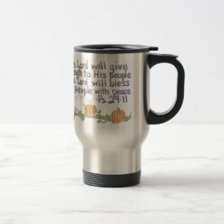 The Lord will Bless Travel Mug