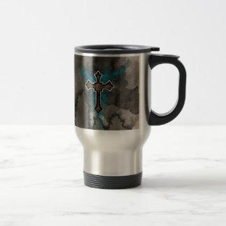 The Lord's Cross Travel Mug