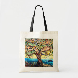 The Lord's Prayer (Our Father) Catholic Tote
