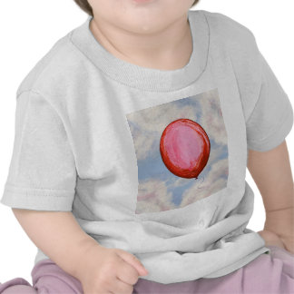 THE LOST BALLOON variant design T-shirts