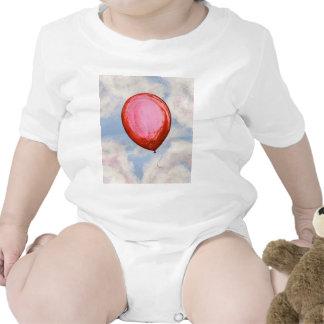 THE LOST BALLOON variant design Baby Bodysuit