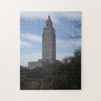 The Louisiana State Capitol Jigsaw Puzzle