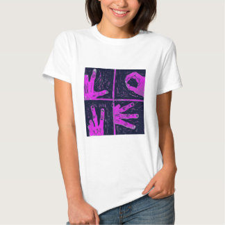 The Love of Hands by REEN Tshirts