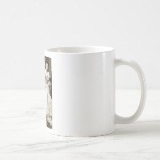 The Lovers Basic White Mug
