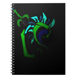 The LS Project Spiral Note Books
