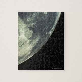 The Lunar Surface Jigsaw Puzzle