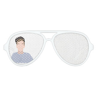 The Mad Axe Man adult sunglasses