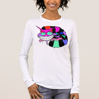 The Mad Cheshire Cat Long Sleeve T-Shirt