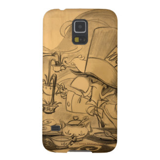 The Mad Hatter Galaxy Case