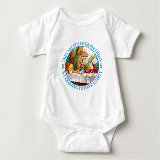 THE MAD HATTER'S TEA PARTY TEES