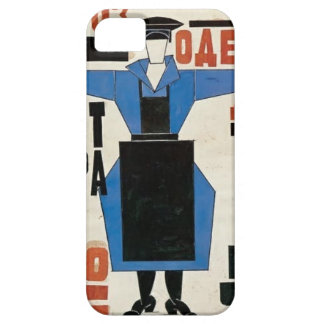 The magnanimous Cuckold by Lyubov Popova iPhone 5 Cases
