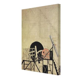 The Magnanimous Cuckold' Canvas Print