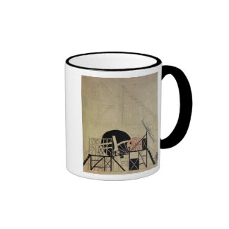 The Magnanimous Cuckold' Ringer Coffee Mug