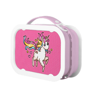 The Majestic Llamacorn Lunchbox