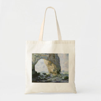 The Manneporte by Claude Monet Tote Bag