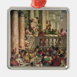 The Marriage Feast at Cana Christmas Tree Ornaments