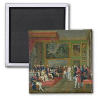 The Marriage of Eugene de Beauharnais Magnet