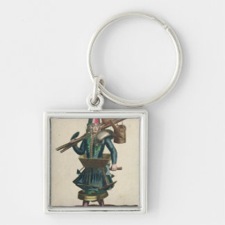The Mason's Costume Key Ring