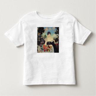 The Merchant's Wife at Tea, 1918 Toddler T-Shirt