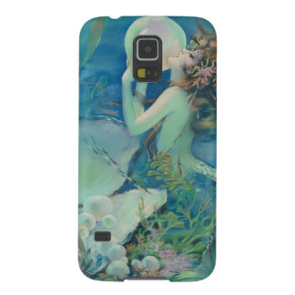 The Mermaid by Henry Clive Galaxy S5 Covers