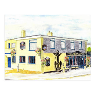 The Mermaid Inn Postcard