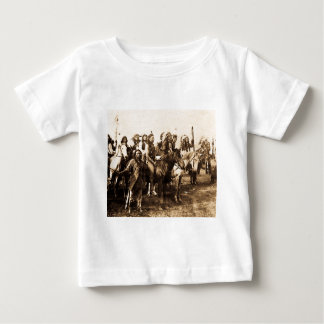 The Mighty Sioux Vintage Native American Warriors Baby T-Shirt