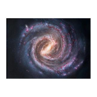The Milky Way Acrylic Wall Art