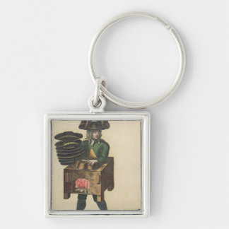 The Milliner's Costume Key Ring
