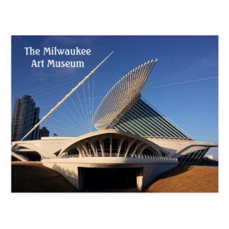 The Milwaukee Art Museum Postcard