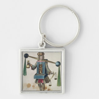 The Minter's Costume Key Ring