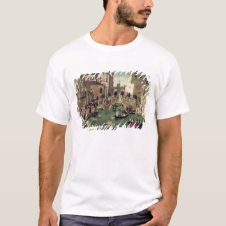 The Miracle of the Cross on San Lorenzo Bridge T-Shirt