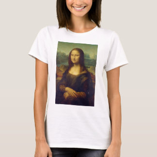 The Mona Lisa La Joconde by Leonardo Da Vinci T-Shirt