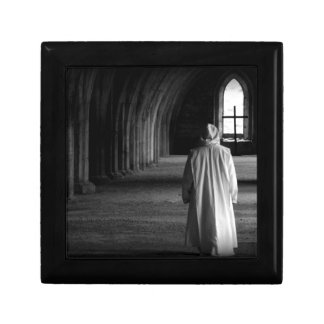 The Monk #2 Small Square Gift Box