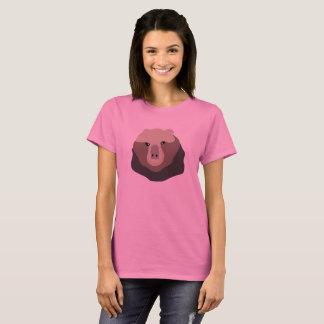 The Monkey Nosed Bear T-Shirt