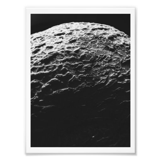 The Moon? Photo Print