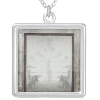 The Morning, 1807 Silver Plated Necklace