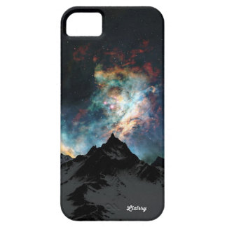 the mountain iPhone 5 cover